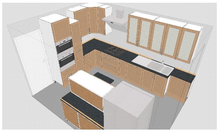 meuble bas cuisine peu profond meubles de cuisine conseils pour acheter et relooker meuble tv. Black Bedroom Furniture Sets. Home Design Ideas
