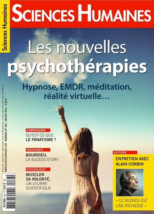 Sciences Humaines N°283 - Les nouvelles psychothérapies